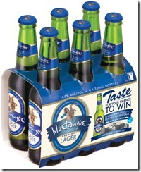 Bluetongue Summer Promotion Six Pack