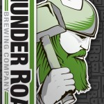 Logo of the Thunder Road Brewing Company
