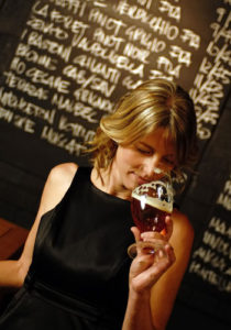 Image of Kirrily Waldhorn, the Beer Diva