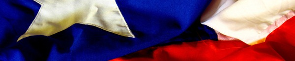chile flag header
