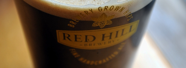 Banner image of a Red Hill Brewery beer
