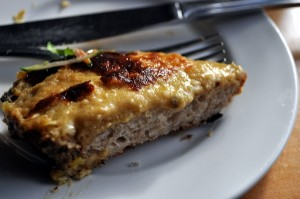 Image of welsh rarebit