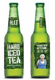 tea flavoured beverages available elsewhere. – 'Hard Iced Tea ...