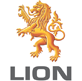 lion logo square