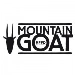 Logo of Mountain Goat Beer