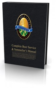 Image of the book titled Complete Beer Service and Sommelier's Manual