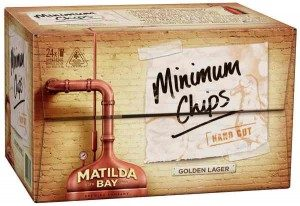 Matilda Bay to release Minimum Chips