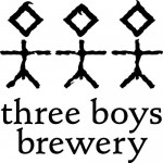 Logo of Three Boys Brewery