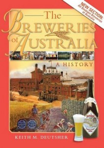 Breweries Of Australia A History (Second Edition) Front Cover