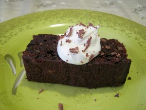 Recipe: Chocolate Porter Brownies