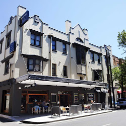 Exterior photo of The Woolpack Hotel in Redfern