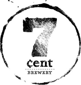 Logo image of 7 Cent Brewery