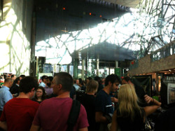 Good crowds for Fed Square Microbreweries Showcase