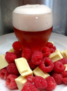 Bacchus Brewing in Queensland has created a white chocolate and raspberry Pilsner