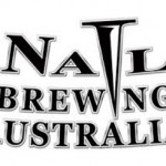 Nail Brewing logo feat