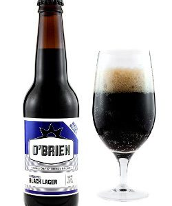 Black Follows Gold with New Winter Release from O'Brien Beer