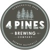 4 Pines Brewing Company logo