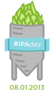 Logo for IPA Day 2013