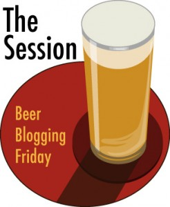 Logo image for The Session Beer Blogging Friday