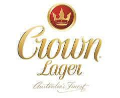 new crown lager logo