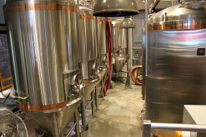 True South's brewhouse
