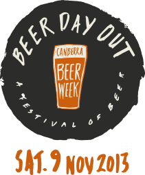 Beer Day Out event logo