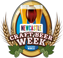 newcastle beer week logo