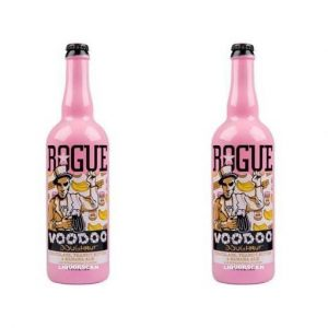 Rogue Brewery's Voodoo Doughnut Chocolate, Peanut Butter & Banana Ale