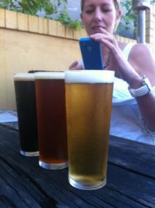 The United Colours of Monk Kitchen & Brewery