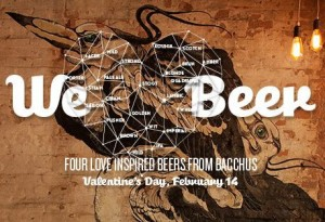 Event image for Valentines day event at Brewski bar