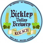 Bickley Valley label