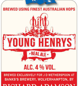 Aussie real ale wins gold in the UK