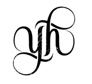 YH logo of Young Henrys