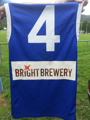 Bright FC & Bright Brewery Jumper