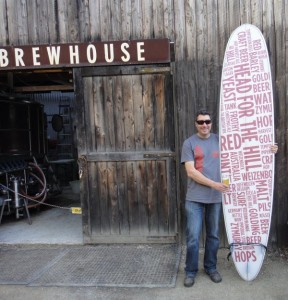 Surf with the Brewers