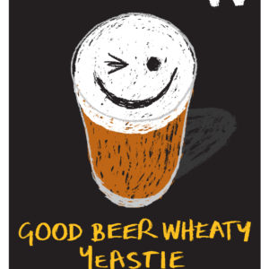 Good Beer Wheaty Yeastie