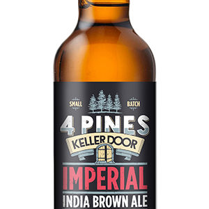4 Pines Imperial India Brown Ale