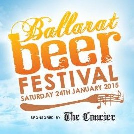 Logo of Ballarat Beer Fest 2015