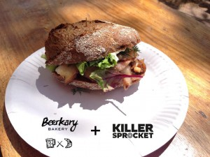 Beerkary Bakery and Killer Sprocket event picture