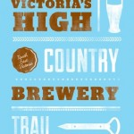 Victoria's High Country Brewery Trail logo