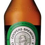 A bottle of Coopers Original Pale Ale