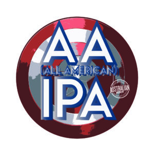 Australian Brewery All American Session IPA