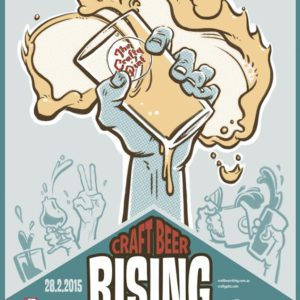 Last chance to register events for Craft Beer Rising