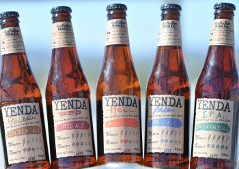 The Yenda packaged range