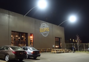 John Harris's Ecliptic Brewing