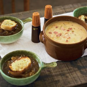Cooking with Beer: Paul Mercurio's autumn soup recipes