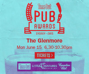 Time Out Sydney Pub Awards nominees