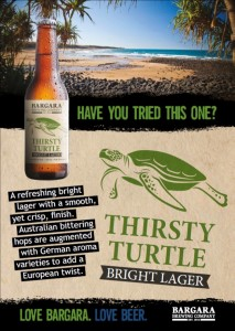 Thirsty Turtle Bright Lager
