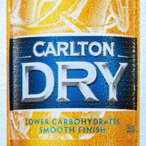 Category leader: Carlton Dry