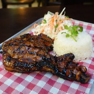Mark Jensen's Vietnamese Grilled Pork Chops